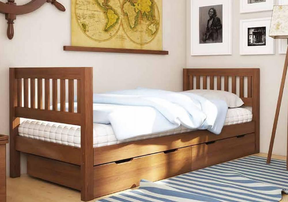 кровать детская максим из ольхи
