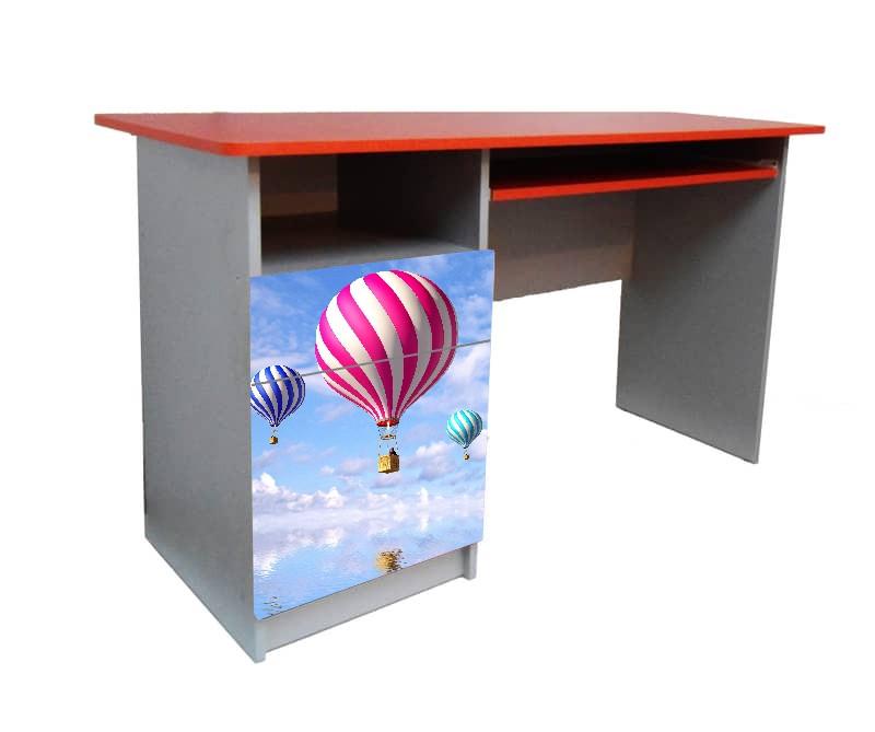 письменный стол парашютики