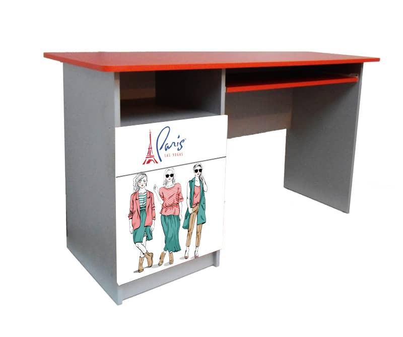 подростковый письменный стол модный париж