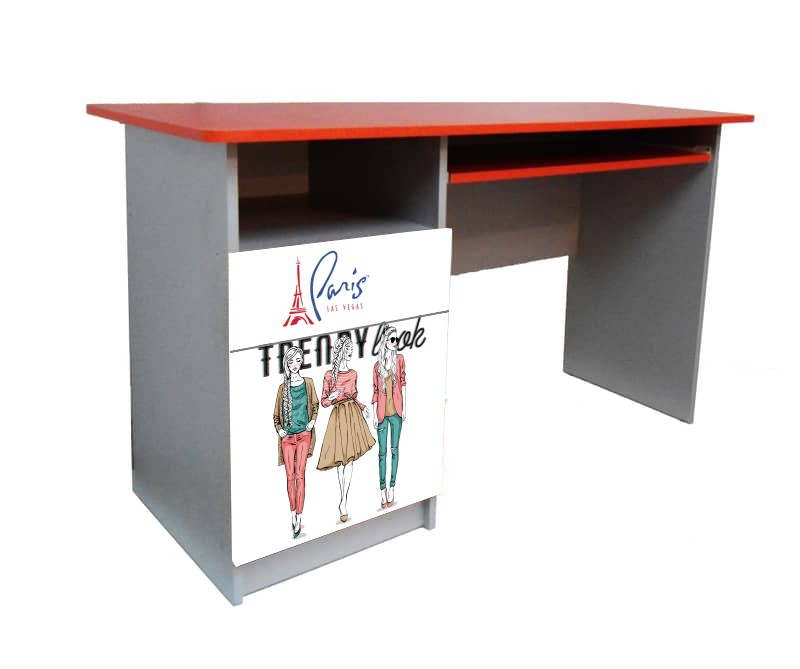 подростковый письменный стол мода париж