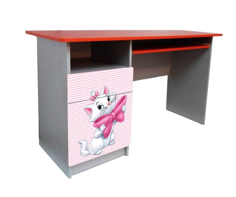подростковый письменный стол мэри кошечка