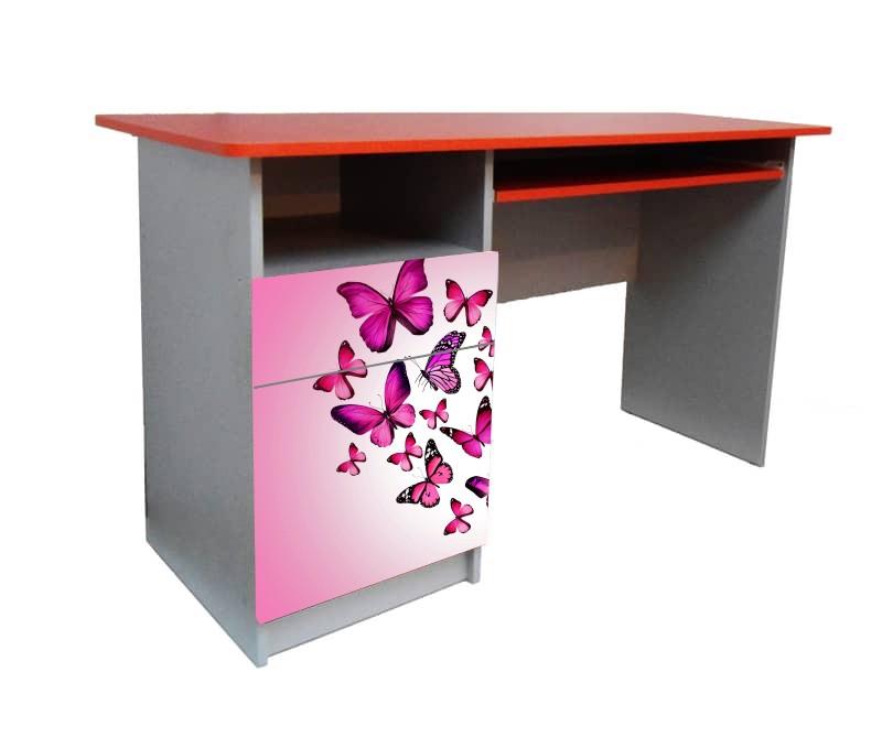 письменный стол бабочки