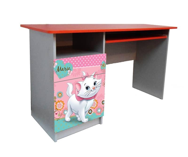 подростковый письменный стол кошечка мэри