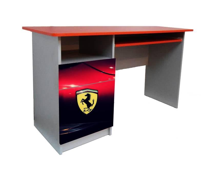 письменный стол феррари логотип