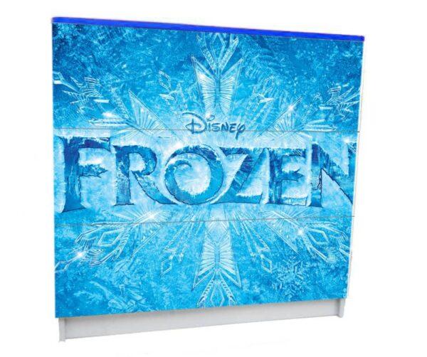 комод в детскую 3 ящика холодное сердце логотип