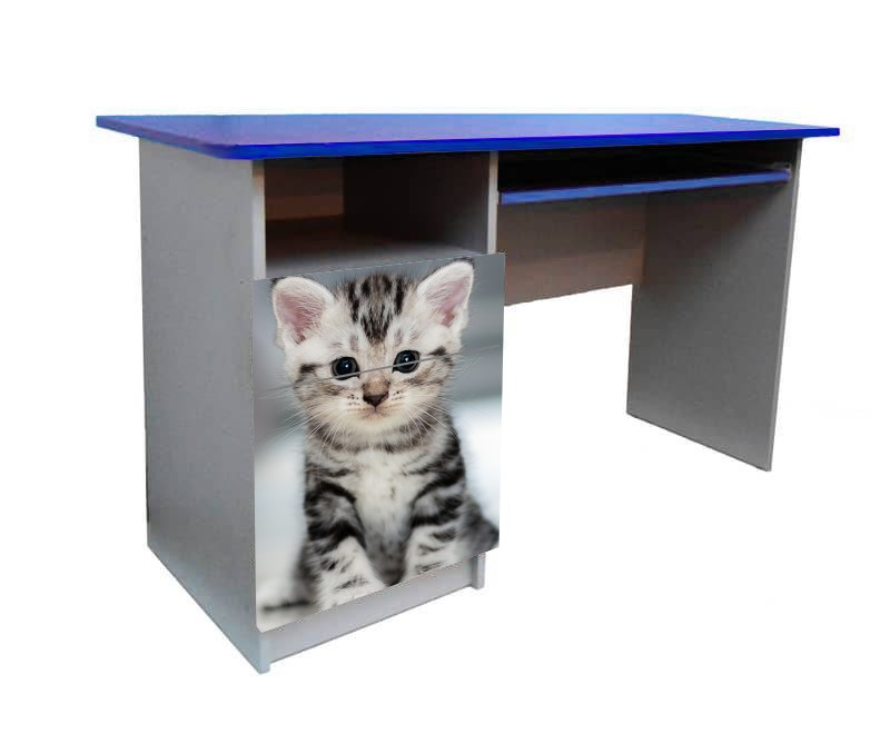 письменный стол котенок