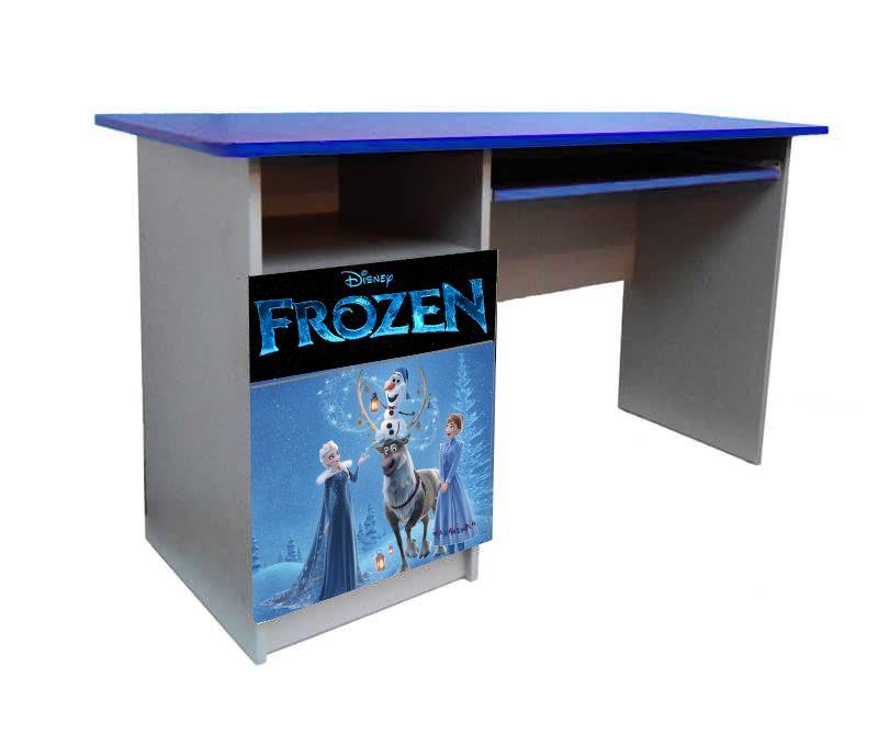 детский письменный стол эльза frozen