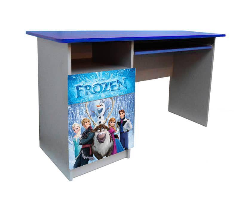 детский письменный стол холодное сердце с логотипом