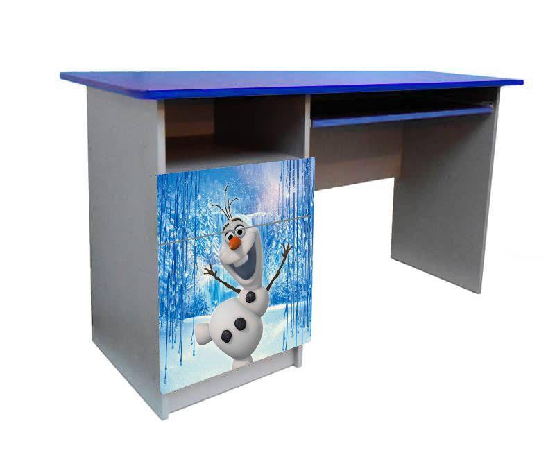 детский письменный стол олаф