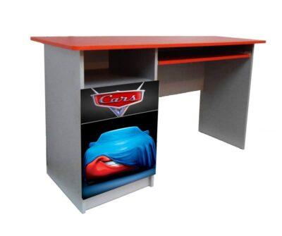 письменный стол маквин красный тачки