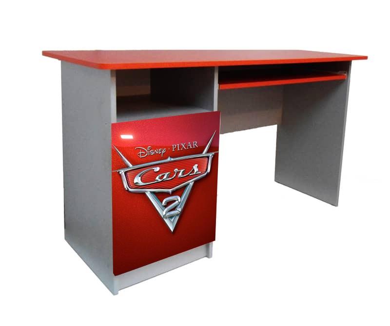 письменный детский стол тачки 2 логотип