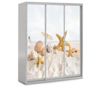 Пляж. Шкаф-купе