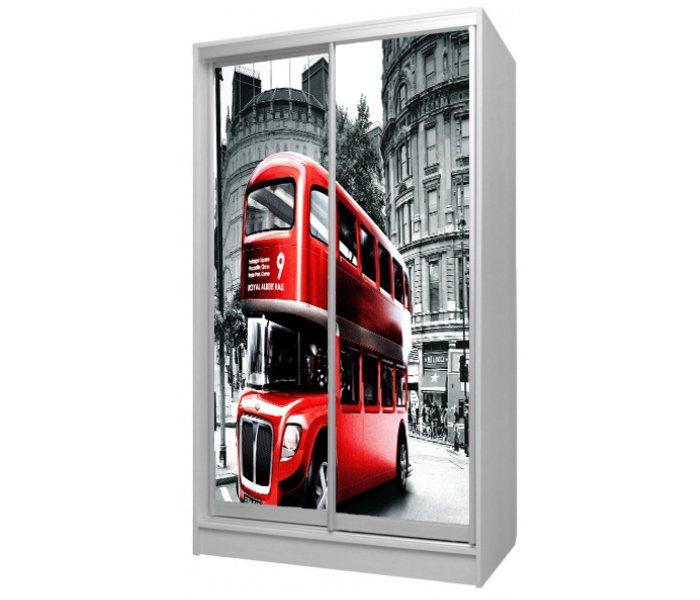 детский шкаф купе 2 двери машина из лондона