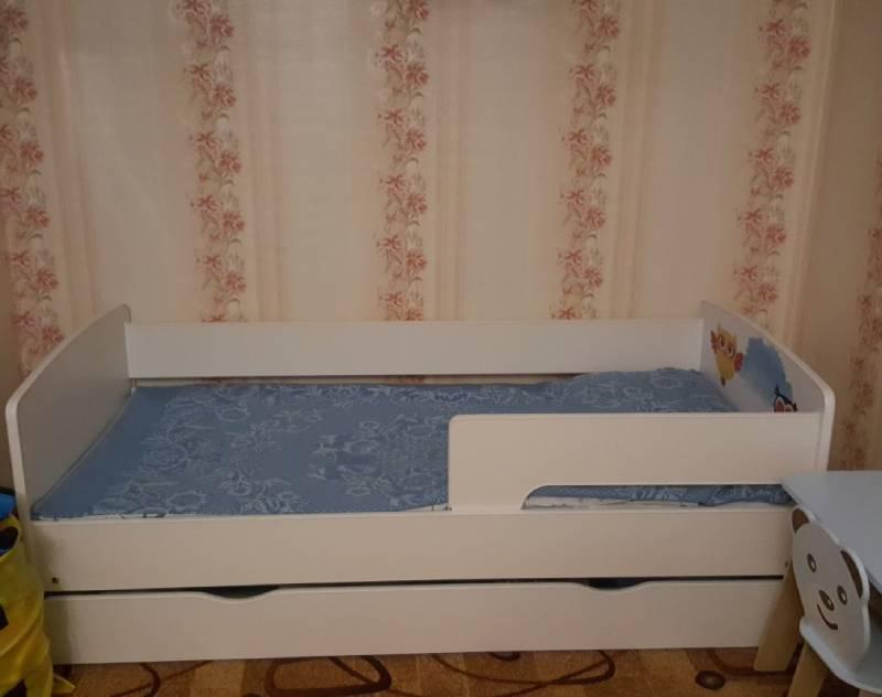 отзыв на кровать киндер кул совушки