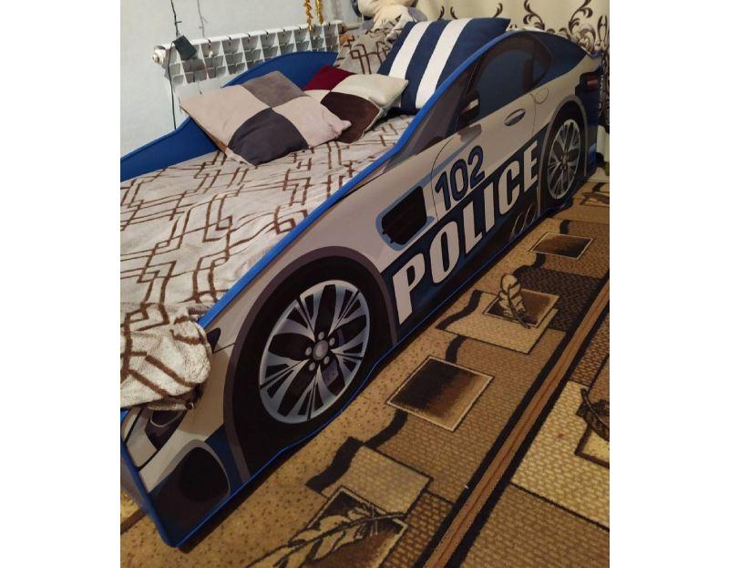 отзыв на кровать машину полицейскую
