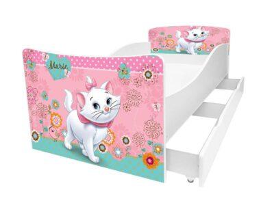 детская кровать киндер кошечка мэри