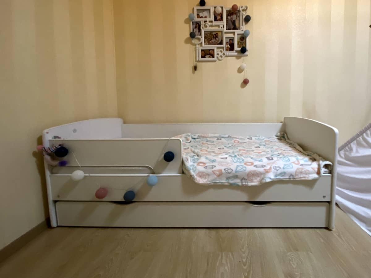 детская кровать киндер кул