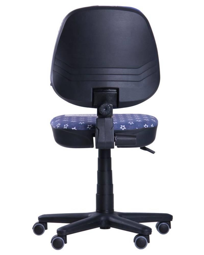 компьютерное детское кресло актив сзади