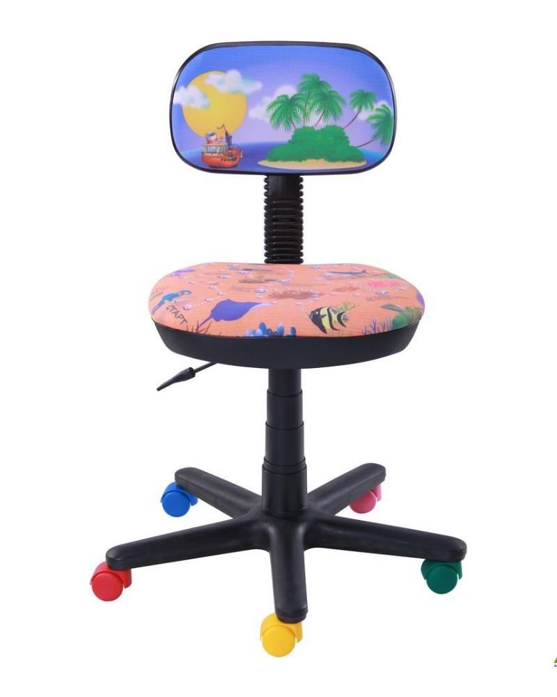 детское компьютерное кресло бамбо сокровища моря 2