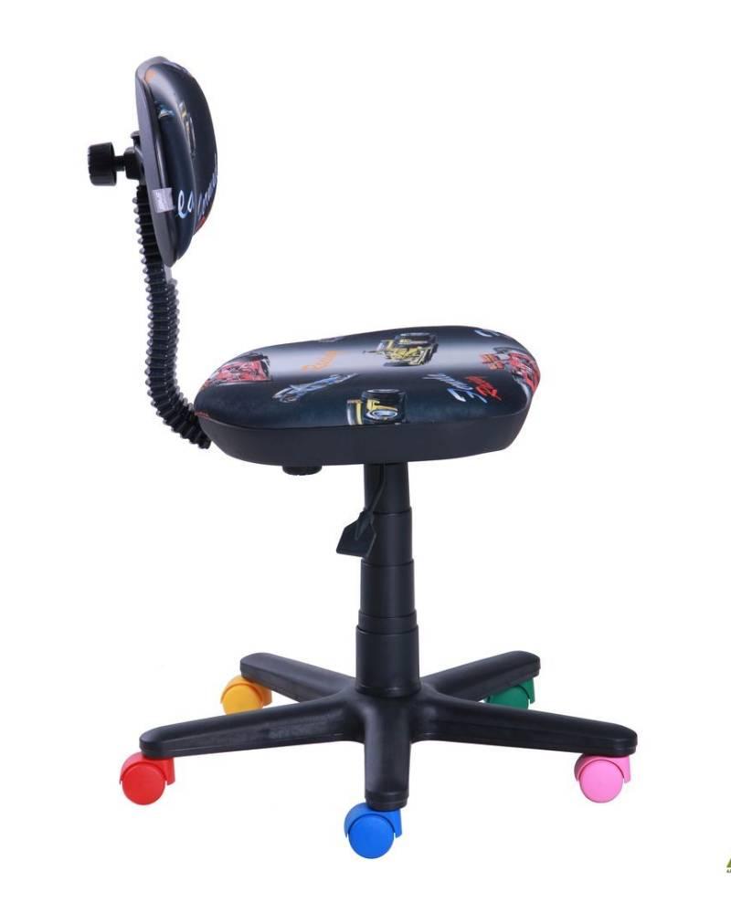 детское компьютерное кресло бамбо сбоку