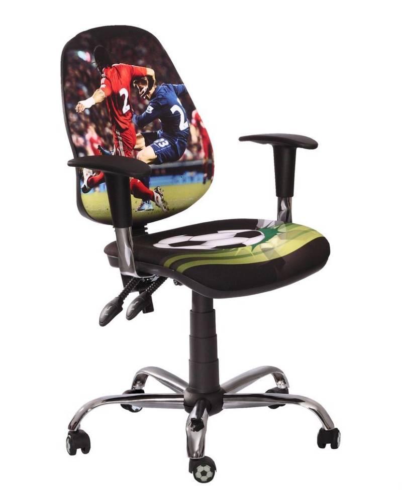 детское компьютерное кресло бридж футбол
