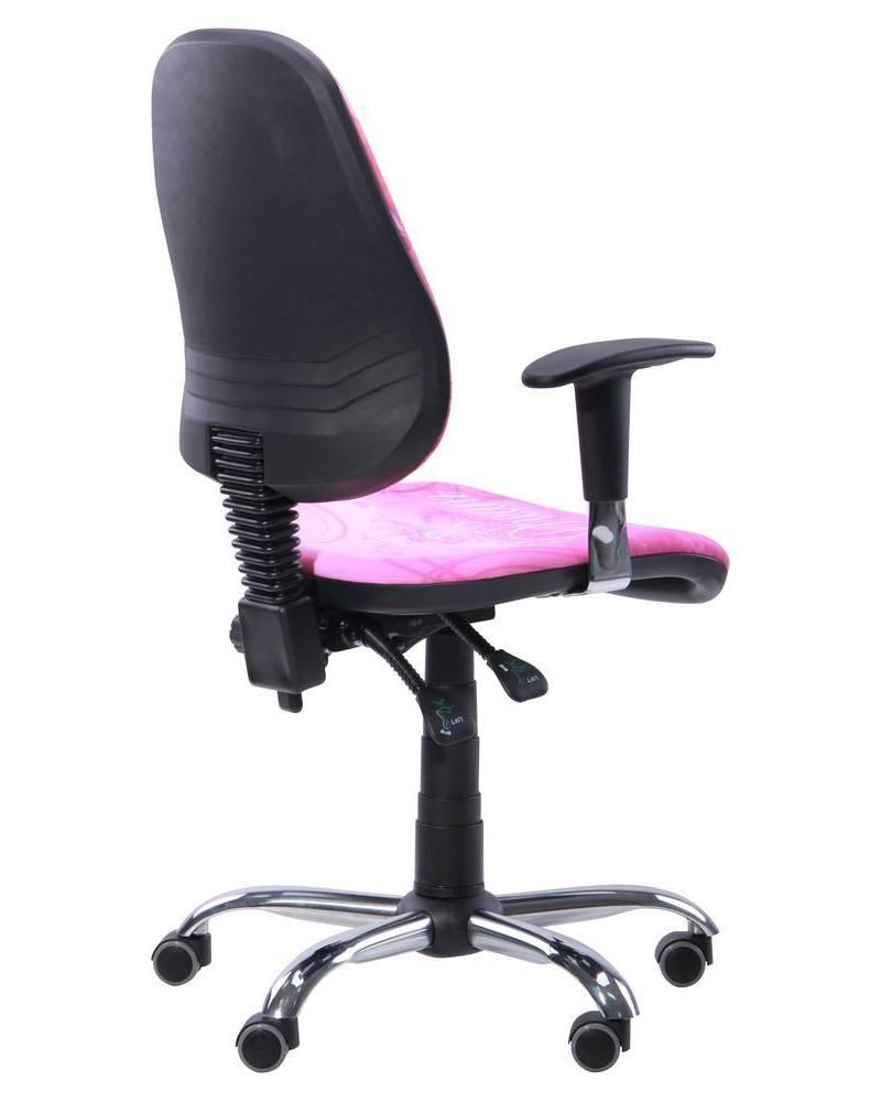 детское компьютерное кресло бридж сбоку