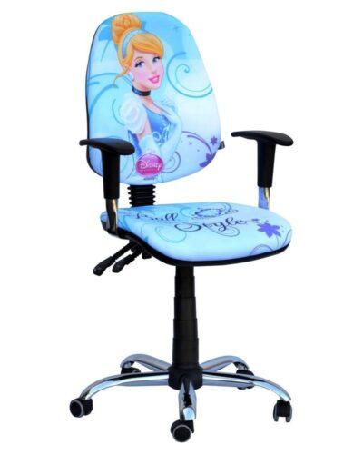 детское компьютерное кресло бридж золушка