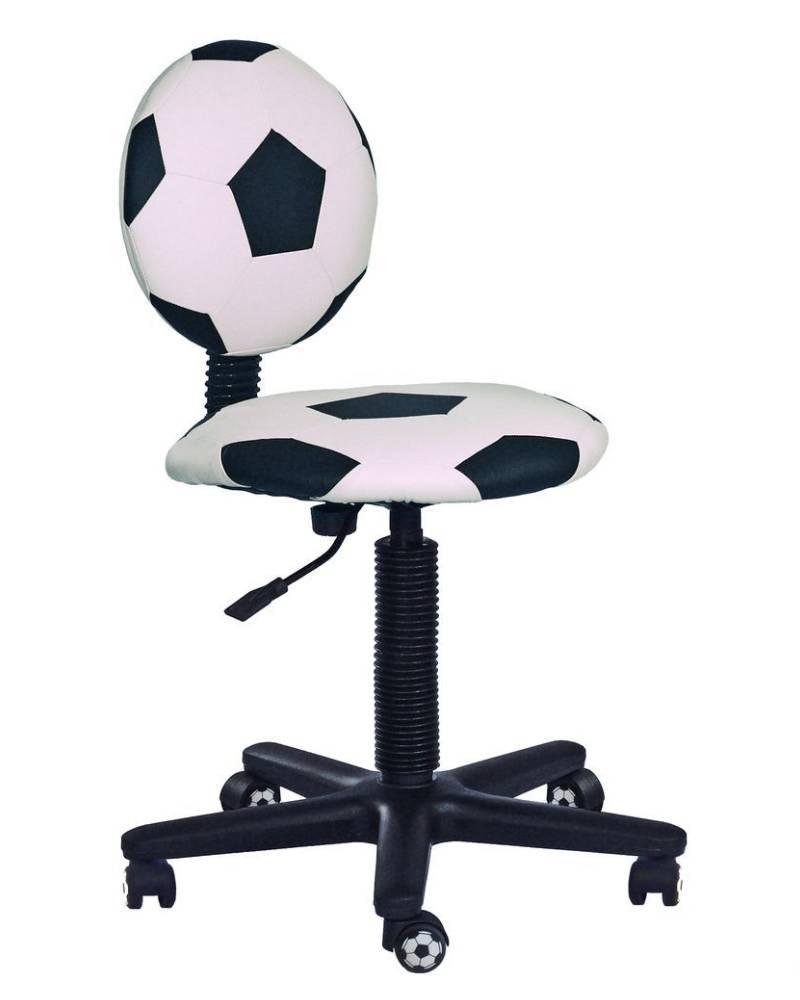 детское компьютерное кресло футбол