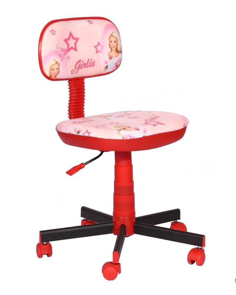 детское кресло киндер барби