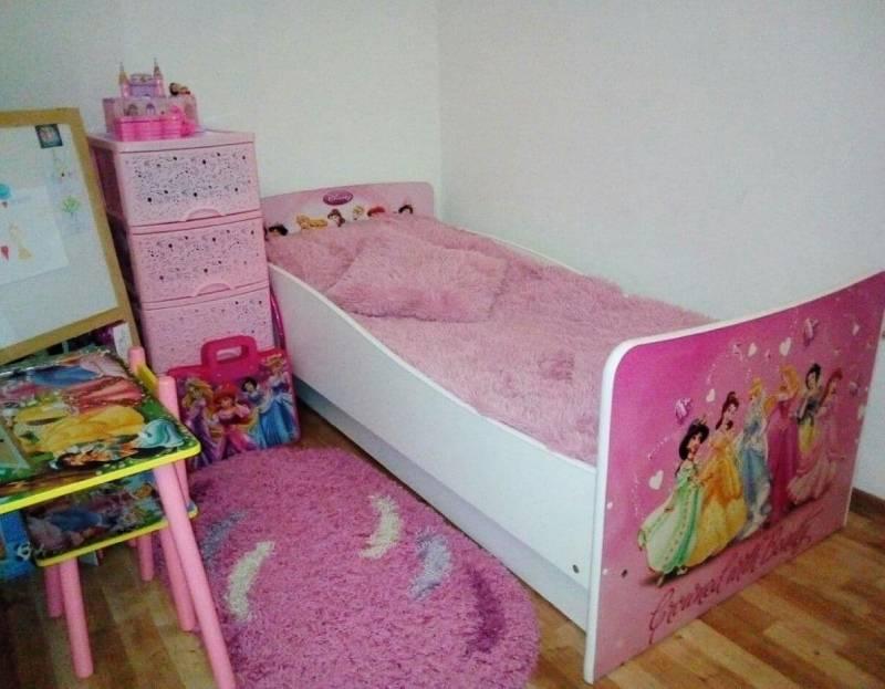 отзыв на кроватку киндер принцессы