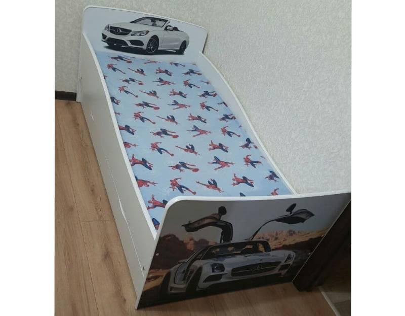 отзыв на кроватку киндер с автомобилем