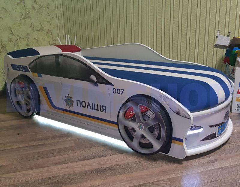 отзыв на кровать машину полиция украина