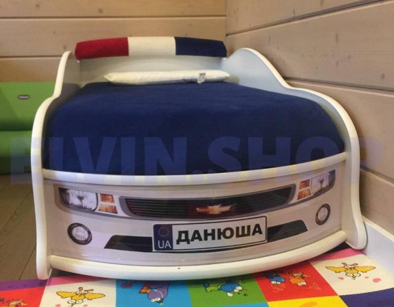 отзыв на кровать машину полиция шевролет