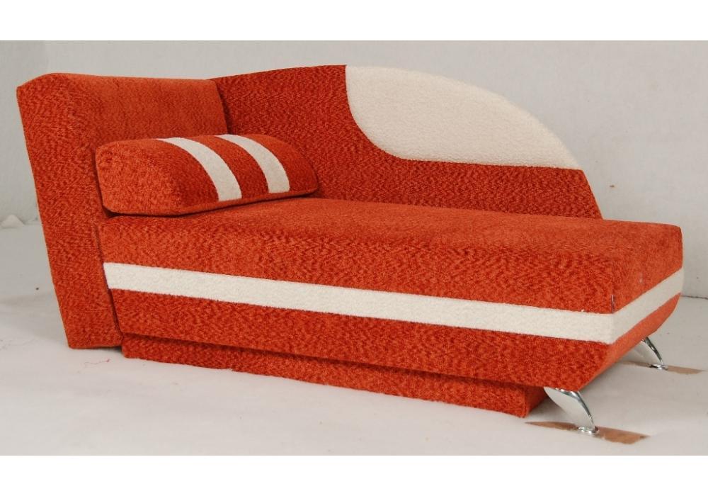 детский диван кровать чарек красный