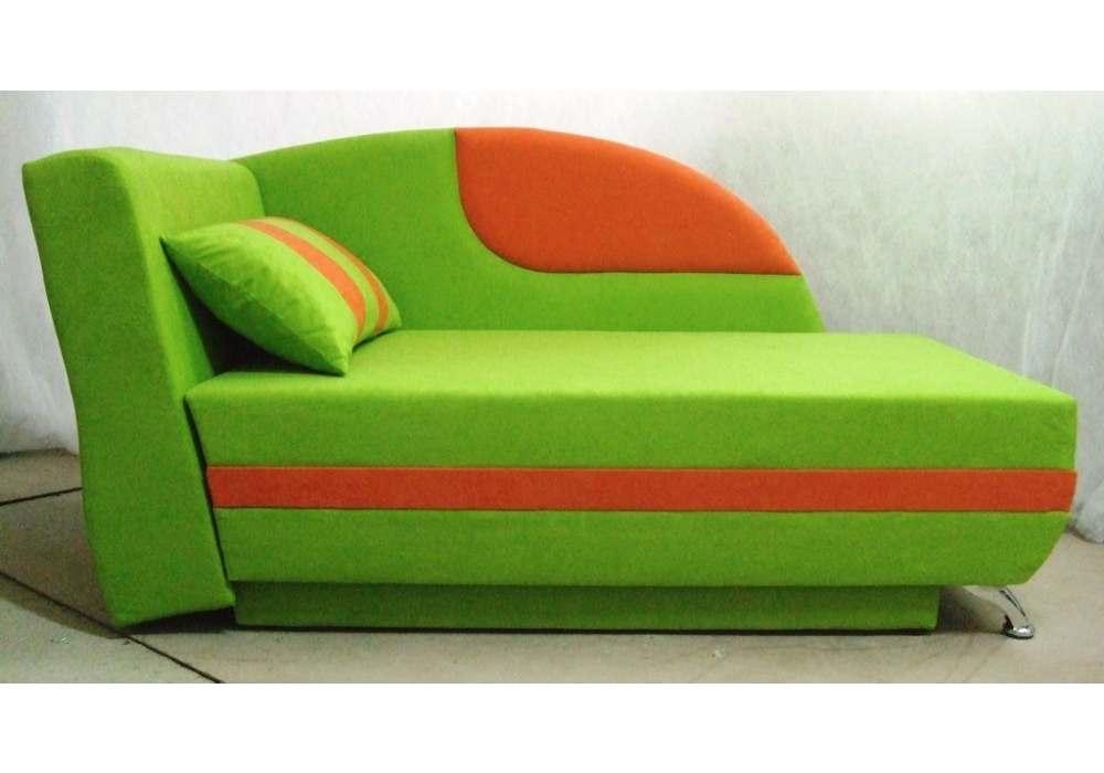 детский диван кровать чарек зеленый