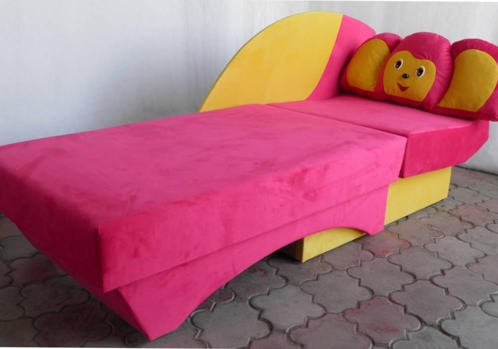 детский диван кровать чебурашка
