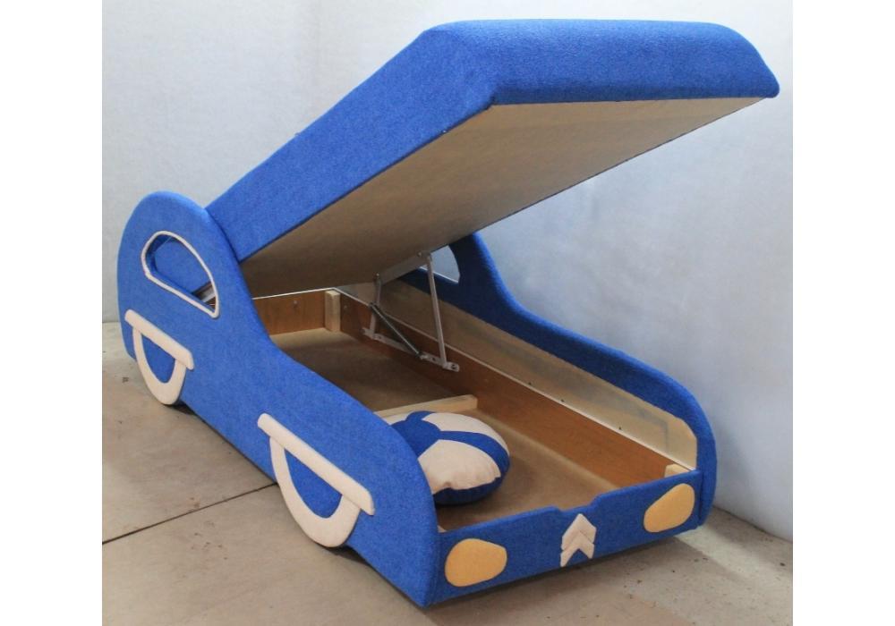 детский диван кровать машина ситроен с подьемником
