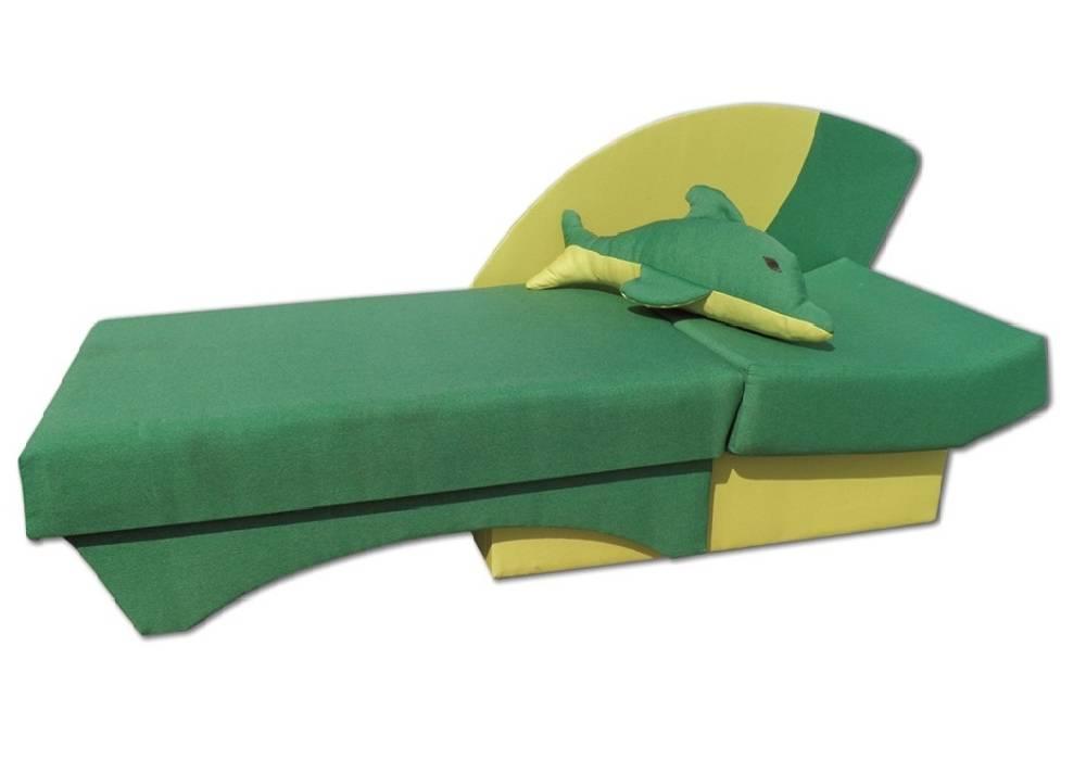детский диванчик дельфин