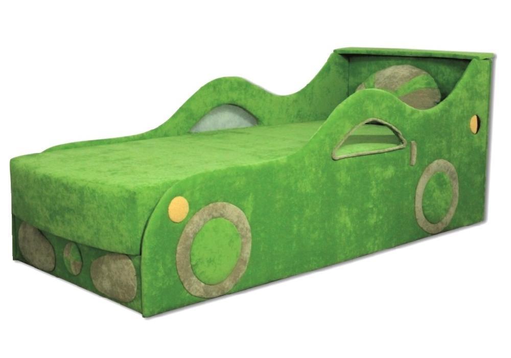 детский диван кровать машина феррари