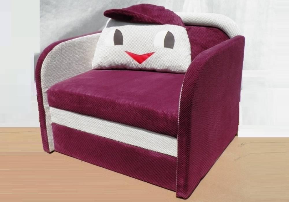 детское кресло кровать капитошка