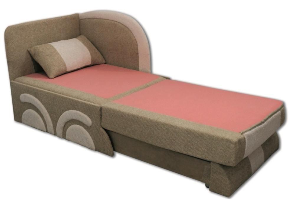 кресло кровать машинка в разложенном виде