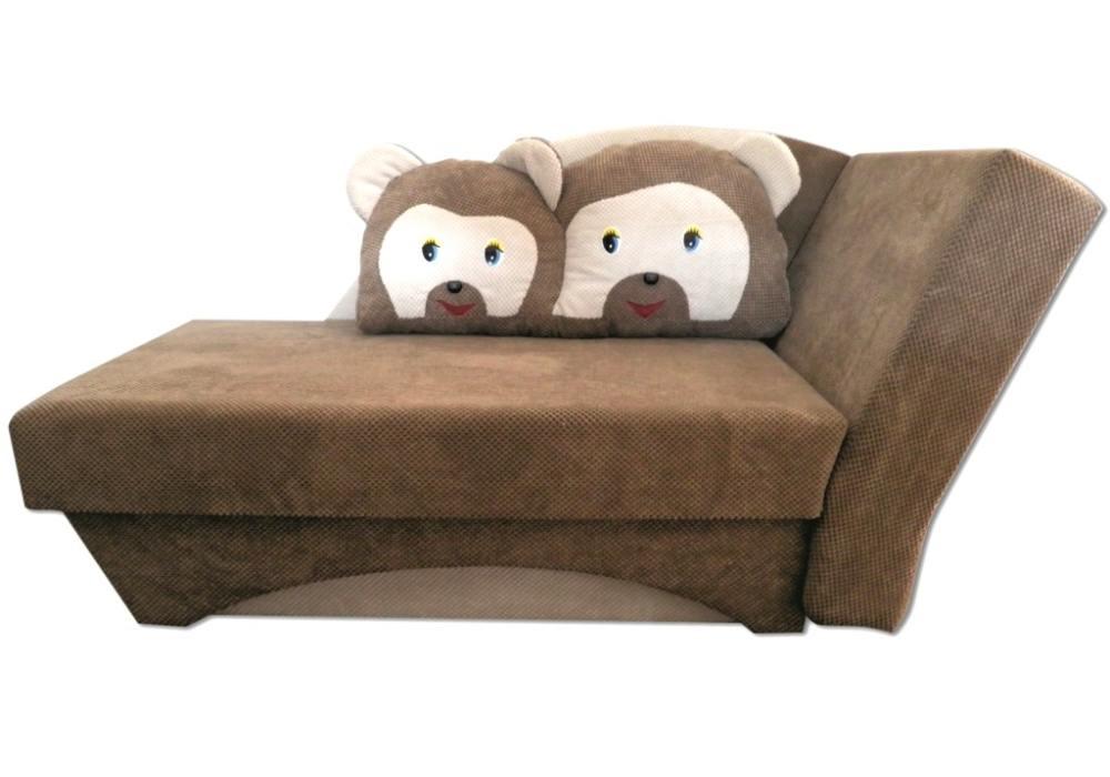 детский диванчик кровать мишка