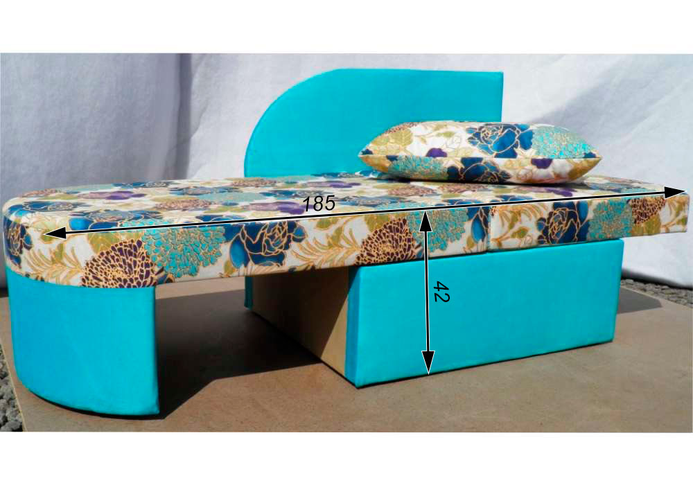 раскладное кресло кровать окей схема разложенное