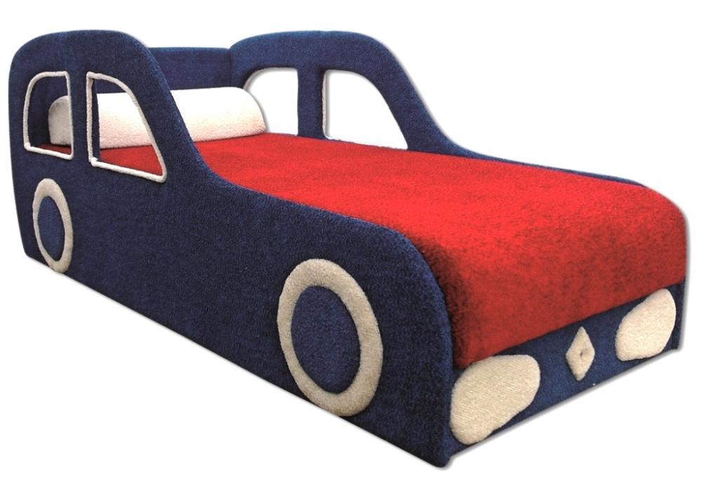 детская кровать машина рено