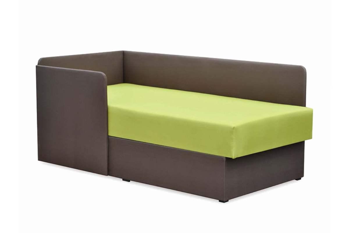 кровать диван бамбино коричневый