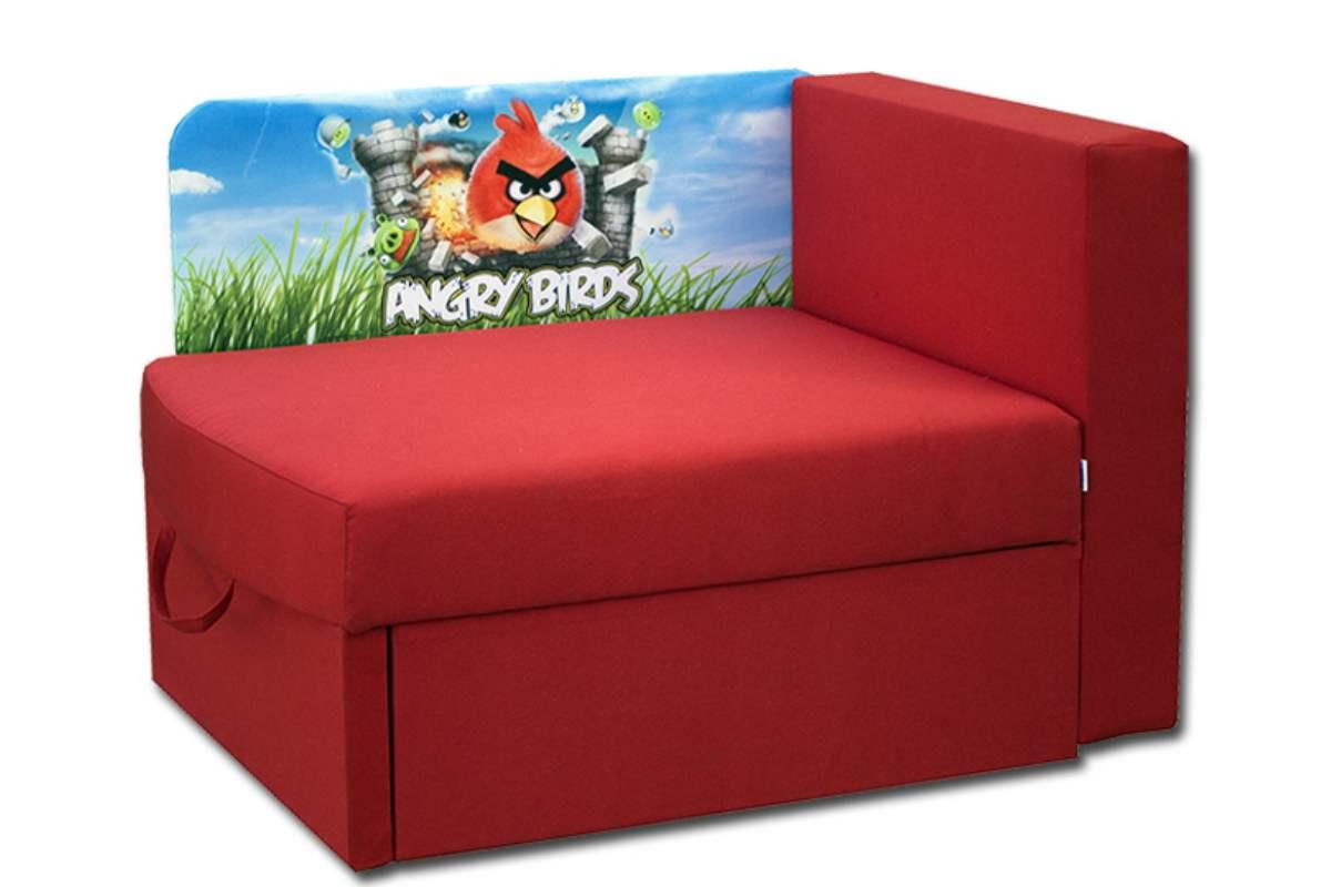 кровать диван бемби птички