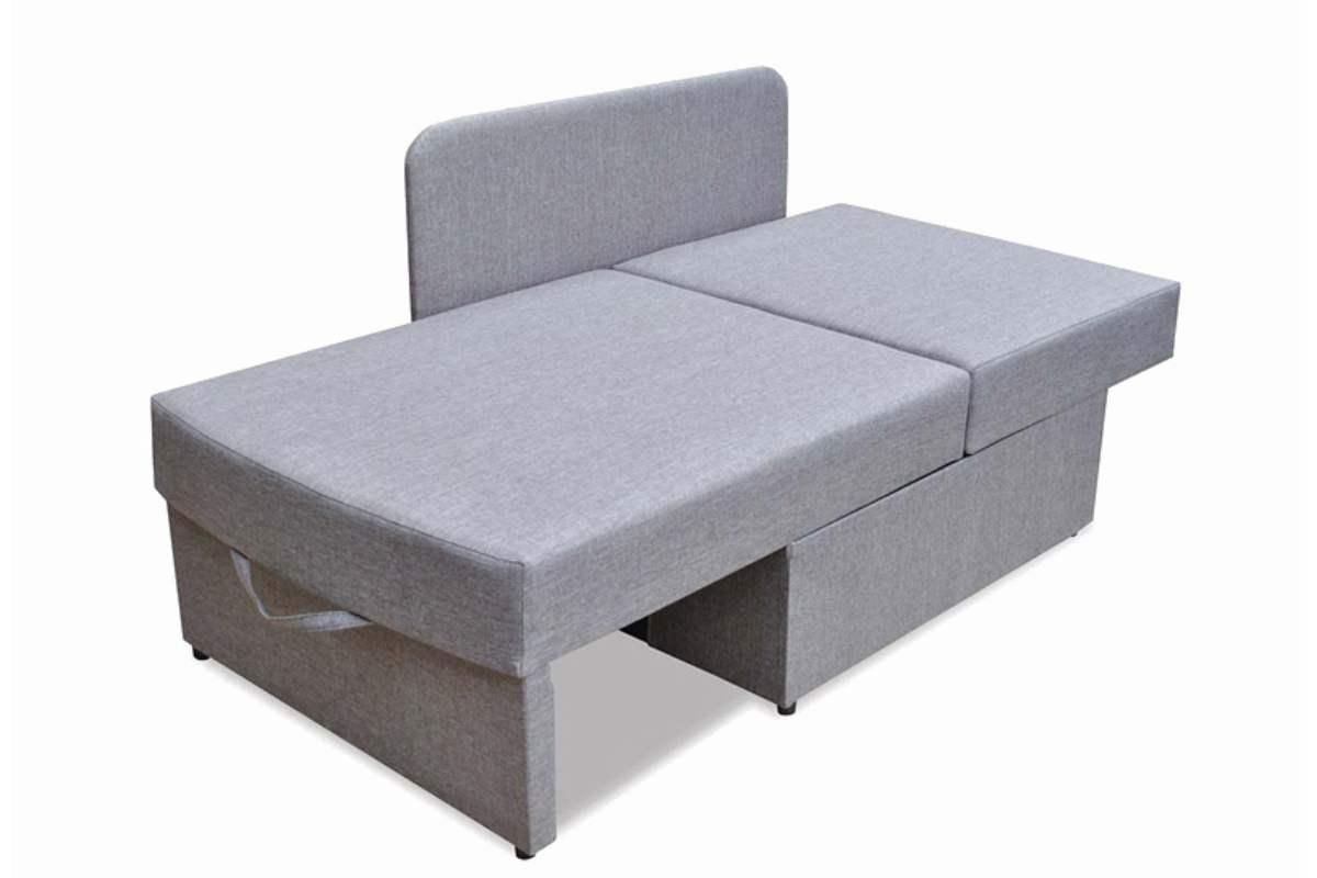 кровать диван бемби серый