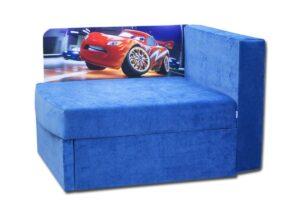 кровать диван бемби с принтом