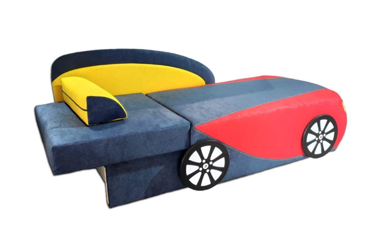 детский кровать диван бугатти раскладной