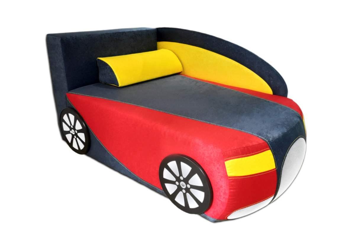 детский кровать диван бугатти